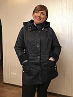 Куртка женская на пуговицах с мехом