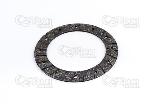 Накладка для дисків зчеплення ВАЗ 2101, 2103, 2104, 2105, 2107 фрикційна ВАТІ-АВТО