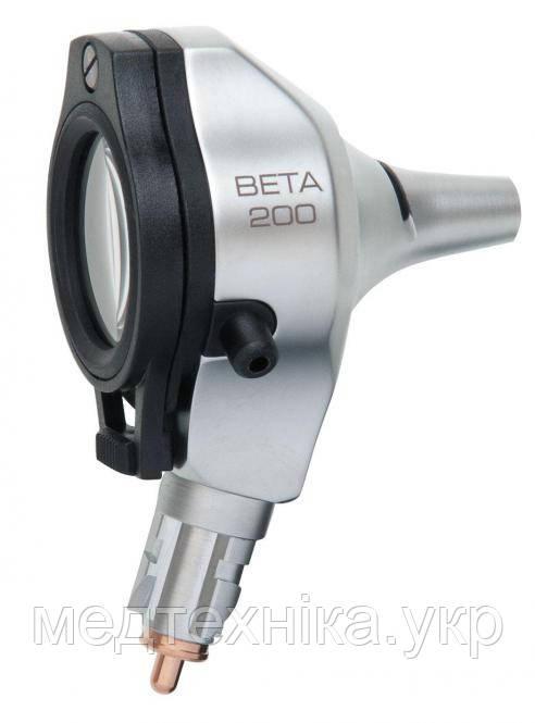 Отоскоп фиброоптический HEINE BETA 200, без рукоятки, B-002.11.500, Германия