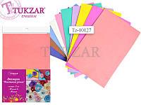Фоамиран 2 мм (набор 10 листов/10 цветов) формат А4