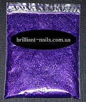 Зеркальный блеск фиолетовый чернильный (0,2мм)
