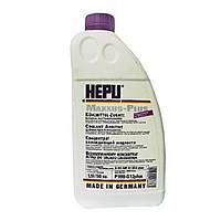 Антифриз Hepu G12 plus (концентрат фиолетовый) 1,5л