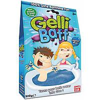 Снег для ванной Gelli Baff Blue Джелли Бафф 300 г синий