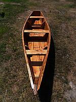 Лодка деревянная (Баркас)