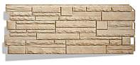 Фасадные панели, Панель камень скалистый, 1,16 х 0,45м