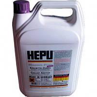 Антифриз Hepu G12 plus (концентрат фиолетовый) 5л