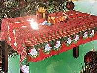 Скатерть новогодняя Christmas Tablecloth