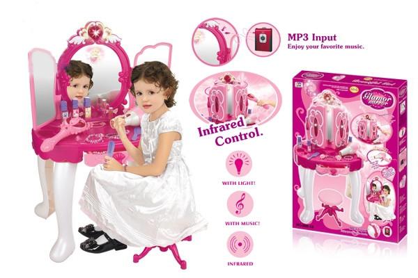 Зеркало трюмо для девочки 008-18