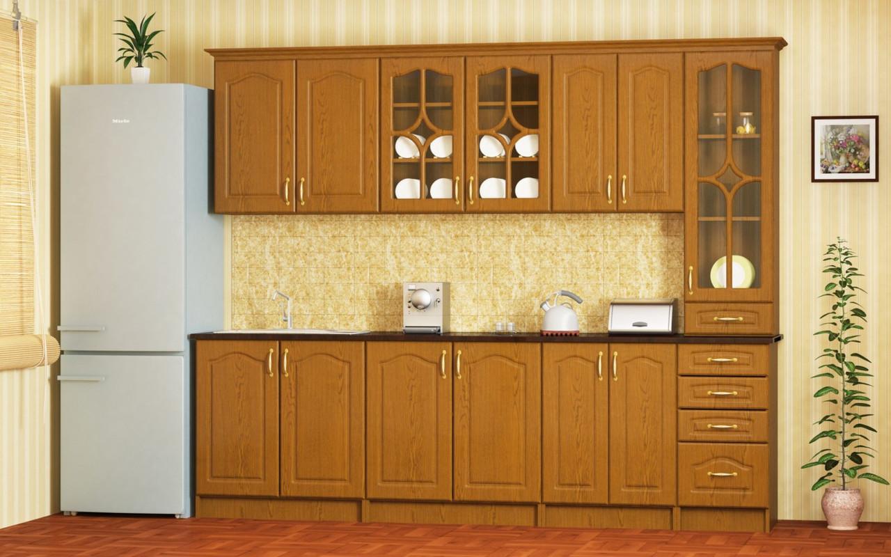 """Кухня """"Оля"""" 2.0 Мебель-Сервис"""