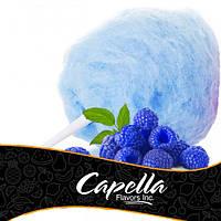 Ароматизатор Capella Blue Raspberry Cotton Candy (Малиновая сладкая вата) (5мл)