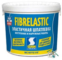 Специальная эластичная шпаклевка Semin Fibrelastic