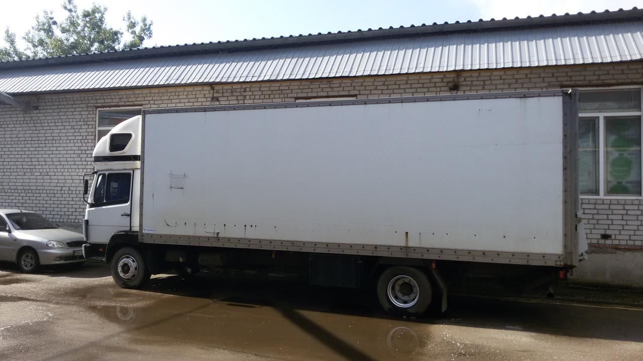 Грузоперевозки от 1 до 5ти тонн