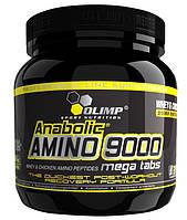 Аминокислоты ANABOLIC AMINO 9000 300 таблеток