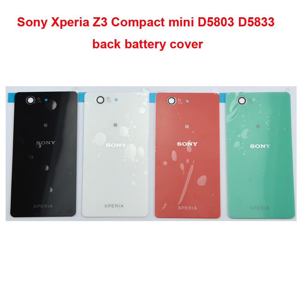 Задняя крышка Sony Xperia Z3 Compact D5803/Sony Xperia Z3 Compact D583