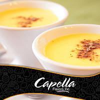 Ароматизатор Capella Vanilla Custard (Ванильный Крем) (5мл)