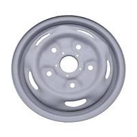Диск колёсный б/у, 5 1/2 j x 14 x 60 Форд Транзит 2.5 дизель / бензин R=14 / 1986-2000 гг., фото 1