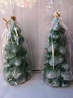 Свечи новогодние декоративные Елка 9*5 см