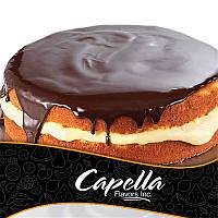 Ароматизатор Capella Boston Cream Pie v2 (Бостонский Кремовый Пирог) (5мл)