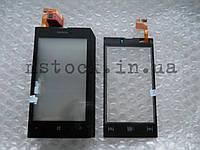 Touch screen (Сенсор) Nokia Lumia 520 RM-914, Lumia 525 black