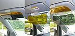 Антибліковий сонцезахисний козирок для автомобіля HD Vision Visor 2 в 1 SKU0000416, фото 6