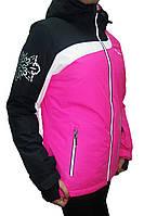 Женская горнолыжная куртка Azimuth, розовый Р. L, XL, XXL