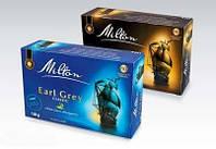 Чай чорный бергамот  Milton (Милтон) 80 пакетов Польша