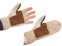 Перчатки вязаные с утеплителем Thinemgat. Уценка