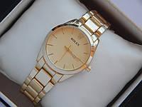 Женские (мужские) кварцевые наручные часы Rolex в классическом стиле