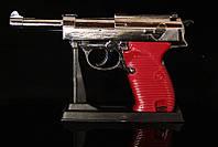 Зажигалка пистолет Вальтер