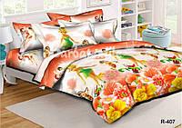 Детское постельное белье для девочек динь-динь