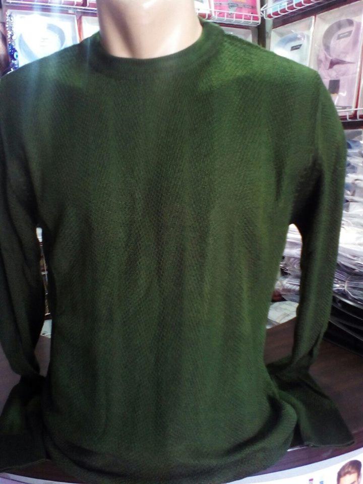 Светр чоловічий приталений бренд Brioni під горло