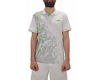 Тенниска мужская LOTTO BLAST POLO (R9880) WHITE/FLUO MINT
