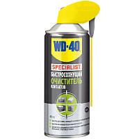 WD-40 SPECIALIST Быстросохнущий очиститель контактов 400 мл
