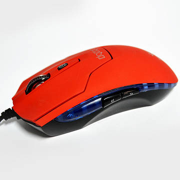 Игровая USB мышь Sertec FC-1480 Blue-Ray Gaming