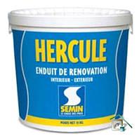 Многофункциональная готовая шпатлевка для ремонта и отделки Semin Hercule