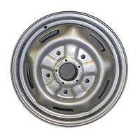 Диск колёсный б/у, 5 1/2 jx15x60  Форд Транзит R=15 / 2000-2005 гг / 2.0 tdi передний привод , фото 1