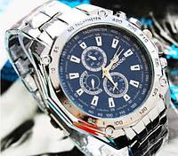 Мужские часы Oriando с синим циферблатом