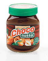 Орехово-шоколадная паста Chocо nussa, 400 гр
