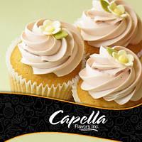 Ароматизатор Capella Vanilla Cupcake (Ванильный кекс) (5мл)