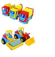 "Машина ""Tech Truck"" 5 моделей Тигрес //(35310)"