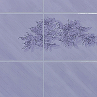 "Стеновая панель из ДВП ""Lilac Lily"" 1220 х 2440 х 3 мм"