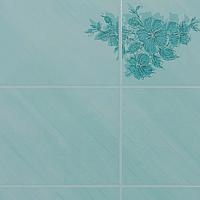 "Стеновая панель из ДВП ""Aquamar Lily"" 1220 х 2440 х 3 мм"