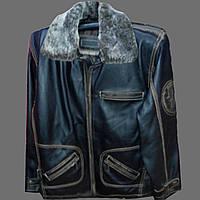 Куртка из натуральной кожи 5