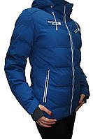 Женская горнолыжная куртка Running River, синяя