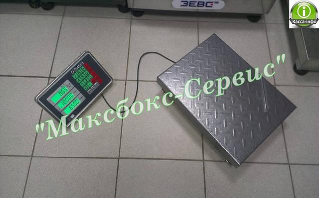 Весы товарные 150 кг - Олимп А-102
