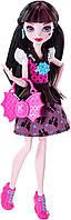 Кукла Monster High Дракулаура (Draculaura) Первый день в школе, DNW97