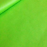 Однотонная польская бязь зелёного цвета, хлопок цвета травы №114