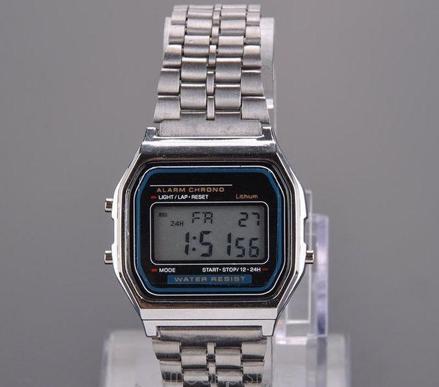 73324950 Мужские часы Casio Classic retro silver , цена 239 грн., купить в ...