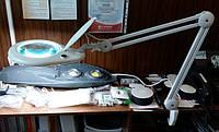 Лампа-лупа Magnifier Vast Lamp с люминисцентной подсветкой, 3 диоптрии, d=178мм