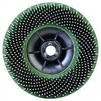 Торцевые щетки Scotch-Brite™ BD-ZB, P 50, 115 мм, зеленый, 07580